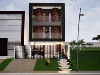 Reforma Danilo Rodrigues Arquitetura Casas geminadas