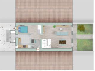 Reforma integral casa S. de Per Se arquitectura Moderno