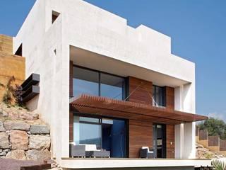 Esteve Arquitectes Casa unifamiliare Pietra Bianco