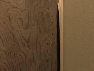 澄心の茶室 和風デザインの 書斎 の あかがわ建築設計室 和風