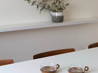 Lola Cwikowski Studio Salle à manger minimaliste