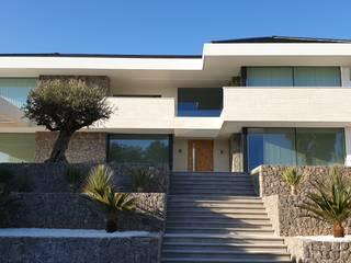 GARLIC arquitectos Villas Concrete