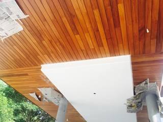 Burma teak ceiling WoodysTeak