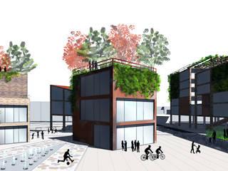 by Simone de Gale Architects