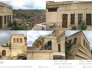 Dokya Hotel Özdemir Mimarlık & Restorasyon