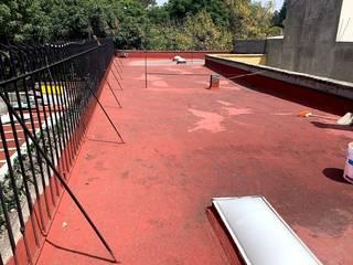 Impermeabilización Escuela de Capacitación Aérea Moctezuma S. C. de ACCYAP DISEÑO Y CONSTRUCCIÓN