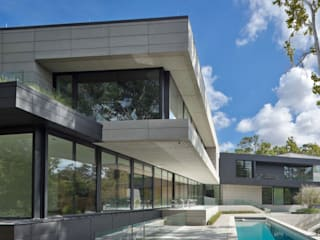 Bleyzer House by DH and Design 모던