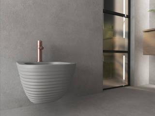 Smile Bath S.A. Kamar Mandi Modern Keramik Grey