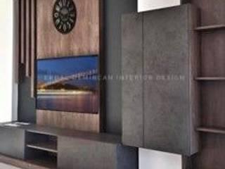 Erdal Demircan İç Tasarım ve Dekorasyon – ERDAL DEMİRCAN İÇ TASARIM VE DEKORASYON: modern tarz , Modern