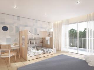 Boy's Bedroom Dessiner Interior Architectural Boys Bedroom