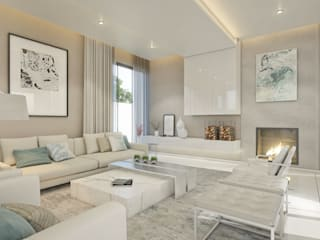 by Dessiner Interior Architectural Еклектичний