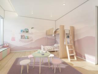 Dessiner Interior Architectural Nursery/kid's room