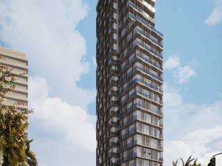 Projects MORPH renders Casas multifamiliares