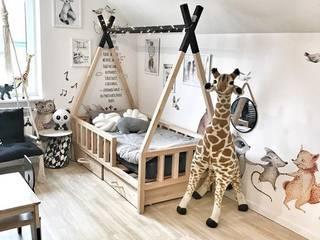 5 quy tắc thiết kế nội thất phòng ngủ trẻ em Thiết Kế Nội Thất - ARTBOX