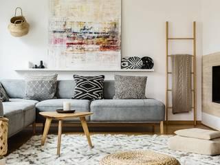 Tullpu Diseño & Arquitectura Salas multimídia modernas