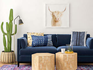 Tullpu Diseño & Arquitectura Living room