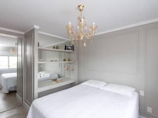 Superstudiob Small bedroom Wood Grey