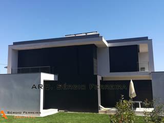 SFA - Sérgio Ferreira Arquiteto / Casa Bisalhães _ Vila Real por SFA - Sérgio Ferreira Arquitetos Moderno