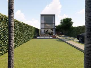 Casas modernas de Lozí - Projeto e Obra Moderno