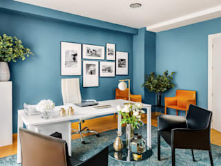 Office Design: modern  by Amarand Design, Modern