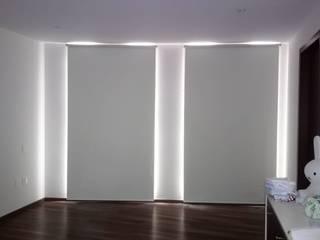 Modern style bedroom by ARQUIPERSIANAS Modern