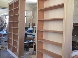 Falegnameria su misura Living roomCupboards & sideboards Kayu