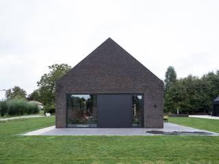Maisons modernes par JADE architecten Moderne