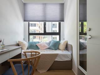 Modern style bedroom by 辰境室內裝修設計有限公司 Modern