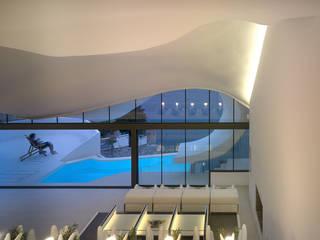 Casa del Acantilado de GilBartolome Architects Moderno