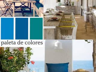 Minimalistika.com Jardines de invierno de estilo mediterráneo Madera Acabado en madera