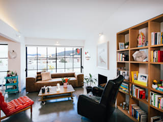 Modismo Modern living room