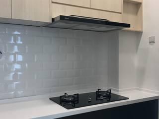Private Residence @ Caspia M2 Rawang Bien Interiors Sdn Bhd Modern style kitchen