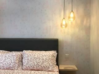 Private Residence @ Caspia M2 Rawang Bien Interiors Sdn Bhd Modern style bedroom