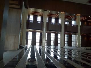 Cami ısıtma sistemi uygulaması - Cezayir Şah Zemin & Isıtma Sistemleri Klasik