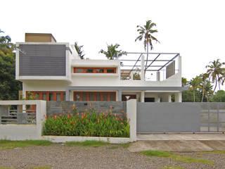 AH Residence, Alappuzha: modern  by FOLIAGE,Modern