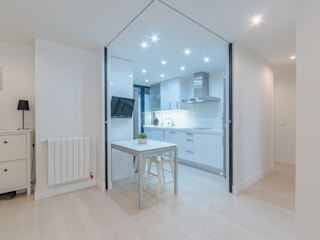 Loema Reformas Integrales Madrid Built-in kitchens White