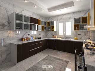 Cocinas de estilo moderno de SIGMA Designs Moderno