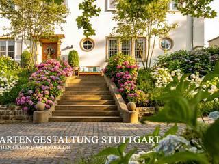 VILLENGARTEN STUTTGART Klassischer Garten von GEMPP GARTENDESIGN - Gartenplanung Gartengestaltung Landschaftsbau Klassisch