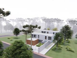 Casas modernas por Atelier Becker Moderno