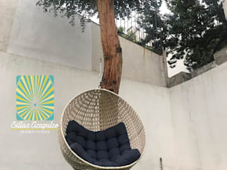 SILLAS ACAPULCO ESTILO RETRO Garden Swings & play sets