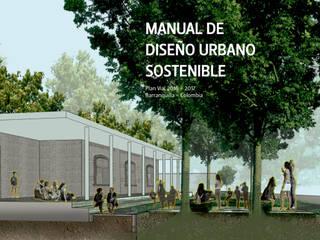 Manual de Diseño Urbano Sostenible – Barranquilla de Urbanittá