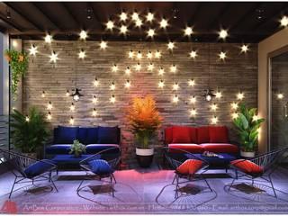Gợi ý đồ decor cho thiết kế nội thất quán cafe Thiết Kế Nội Thất - ARTBOX