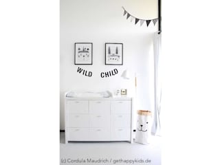 Modern Kid's Room by happy kids interior Modern
