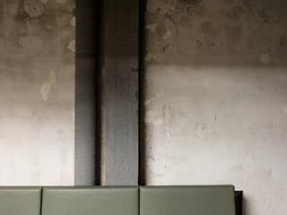 Phòng ăn phong cách công nghiệp bởi mihome Công nghiệp