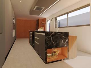 Cozinha Moderna por Jah Building Solutions Moderno