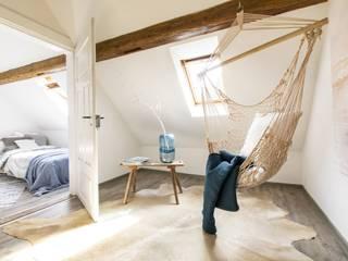 Ausstattung einer Ferienwohnung in Weinheim von CreaDeco Landhaus