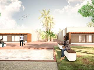 Centro Profissional da Costa do Marfim por Tânia Pereira