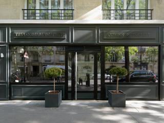 Oficinas de estilo clásico de Philippe Conzade Clásico