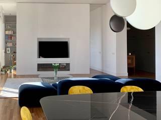 Moderne Wohnzimmer von Arabella Rocca Architettura e Design Modern