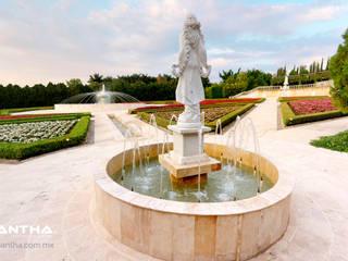 Jardines de México- Recorrido Virtual 360º- Jardín Italiano Jardines clásicos de Bantha VR Clásico